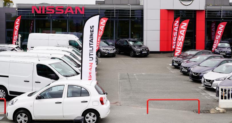 Nissan Car Market