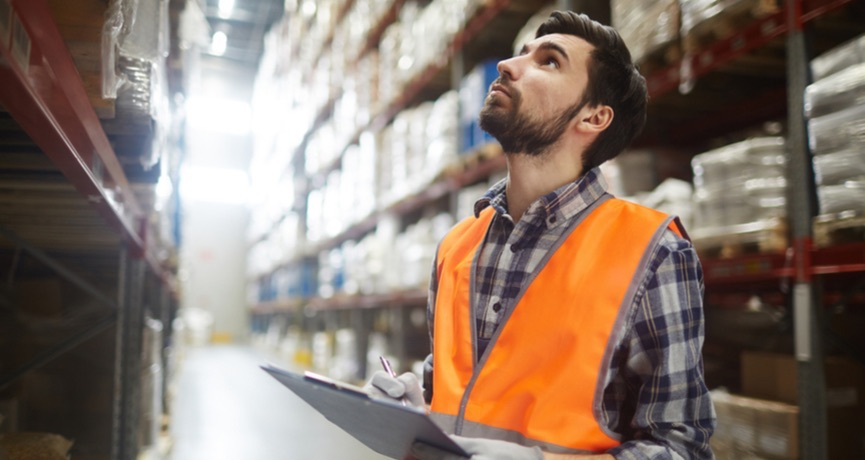 Process control- Don't pay for more inventory than is needed