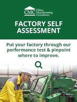 factory self assessment