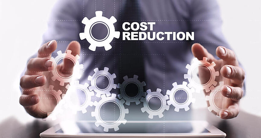 cost reduction without automation
