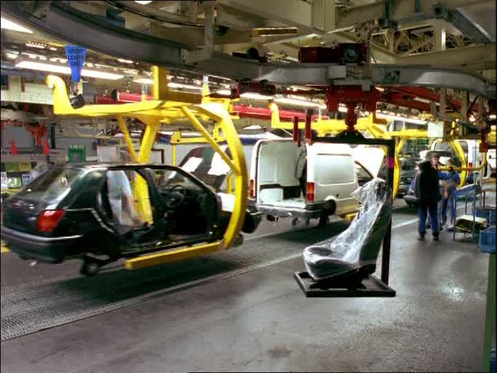 car plant mechanical assist arm