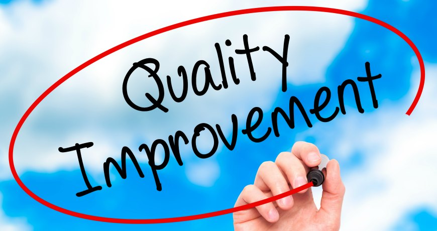 quality improvement activities