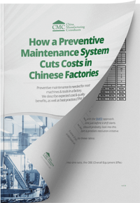 How a Preventive Maintenance System Cuts Costs in Chinese Factories pdf