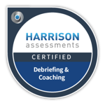 Renaud Anjoran - Harrison Assessments Debriefing Coaching Accrditation