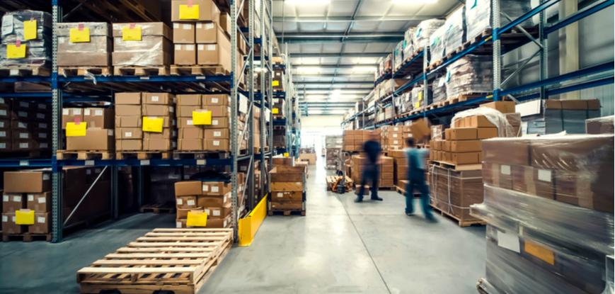 warehouse QC