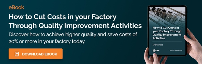 How To Cut Your Factory Costs Through Quality Improvement Activities ebook link