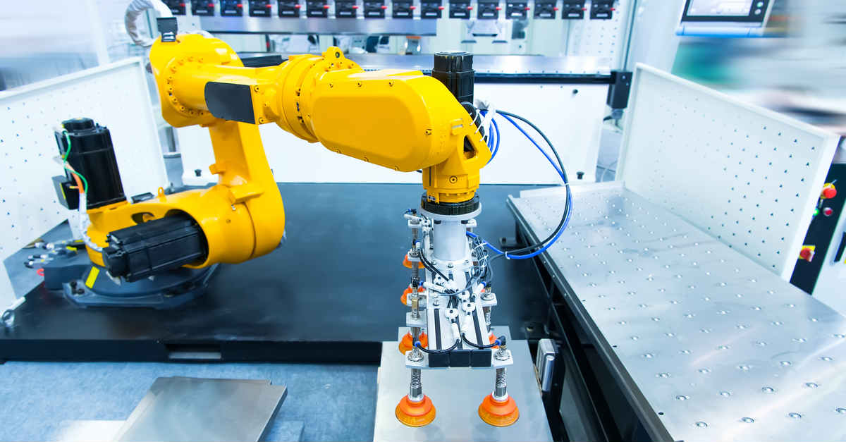 Where Total Productive Maintenance Fits Into An Automation Strategy