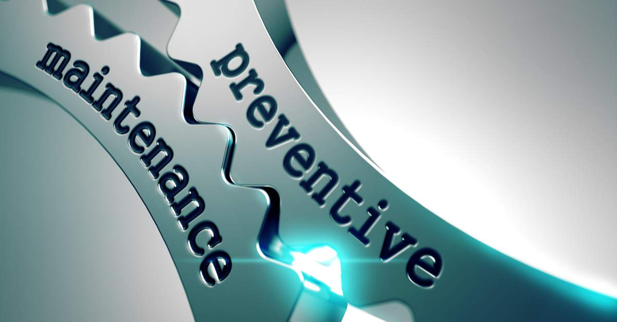 Key Rules For Preventive and Predictive Maintenance System Setup