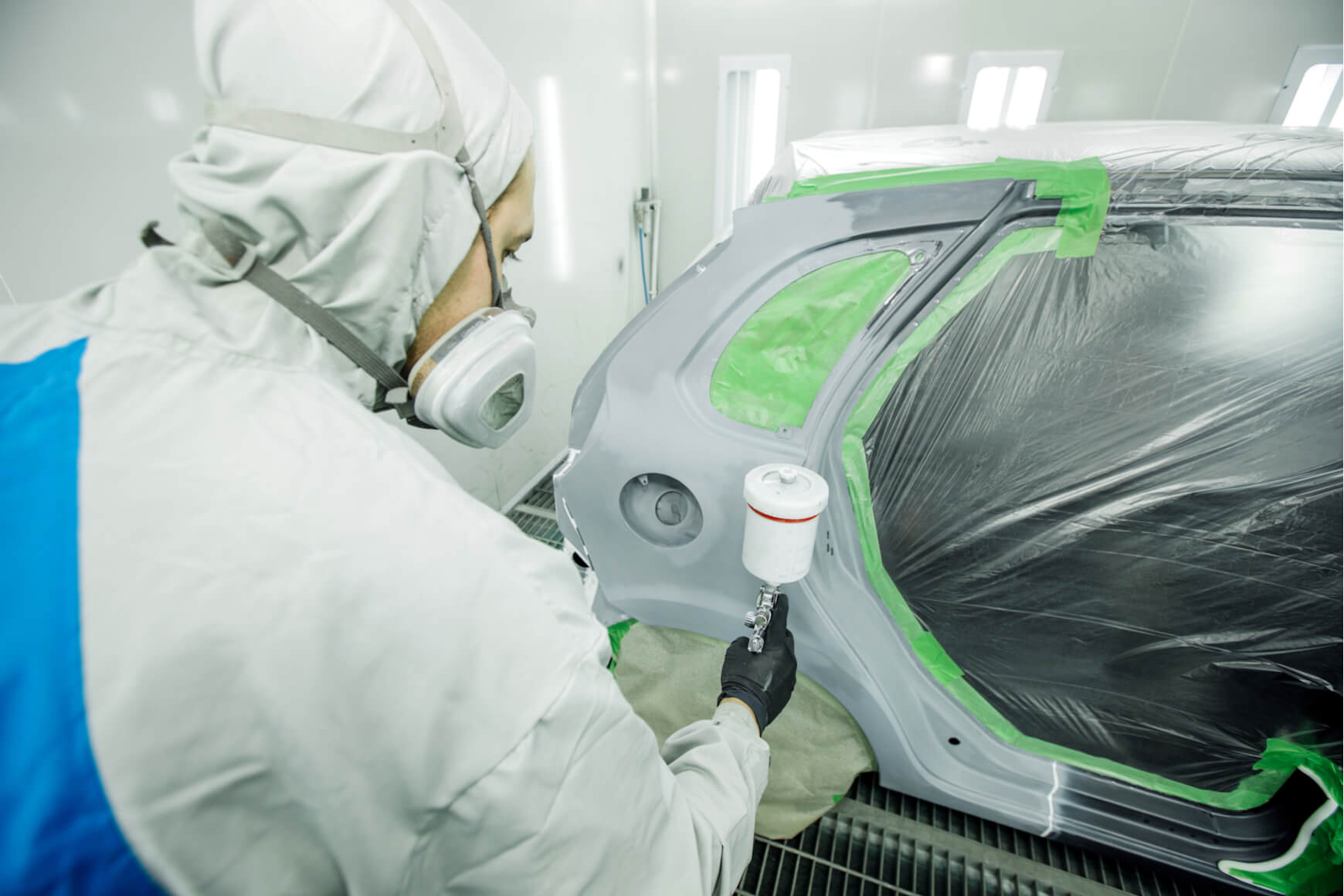 How Paint Shops Can Reduce Pollution & Ensure Environmental Compliance